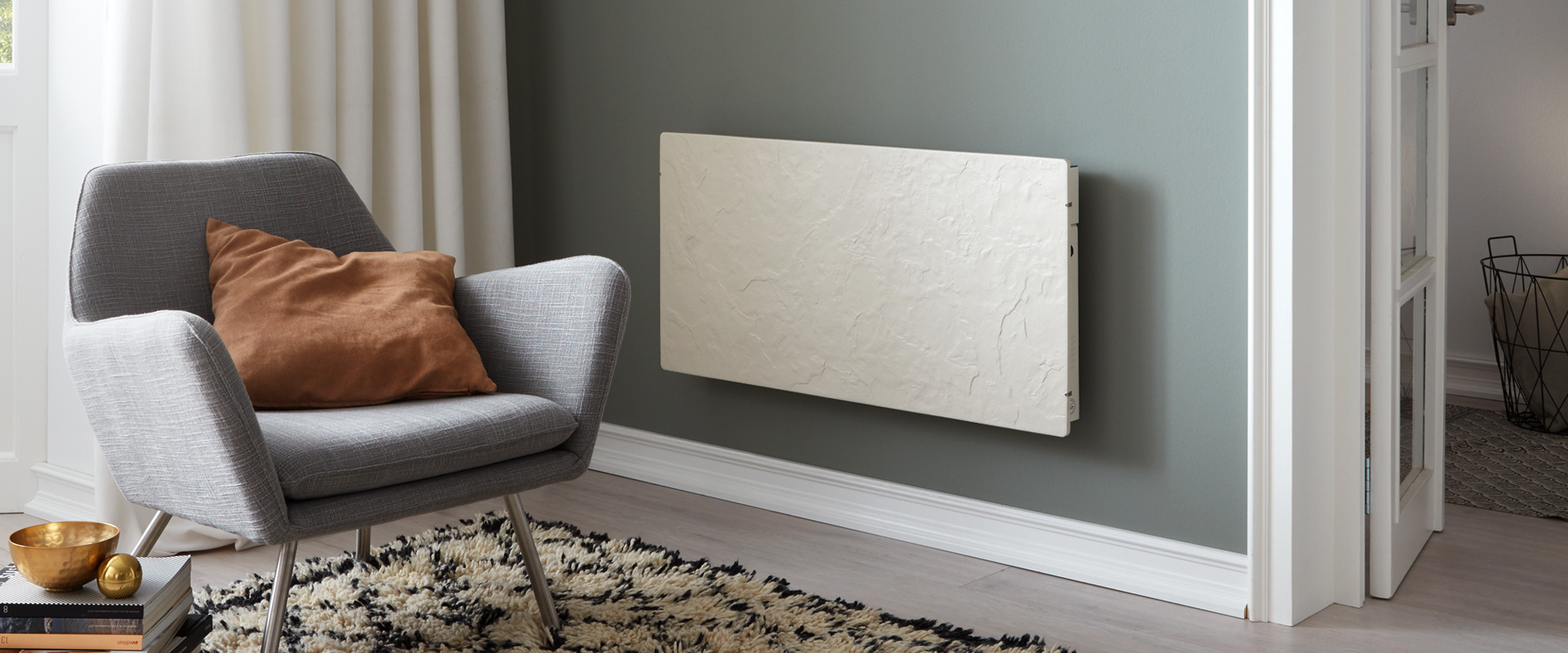 elektroheizungen in passenden bauformen f r jeden raum. Black Bedroom Furniture Sets. Home Design Ideas