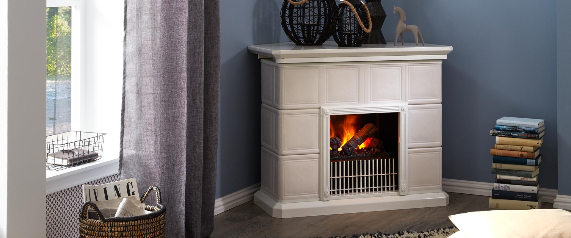 elektrokamin mit heizung kaufen wibo. Black Bedroom Furniture Sets. Home Design Ideas